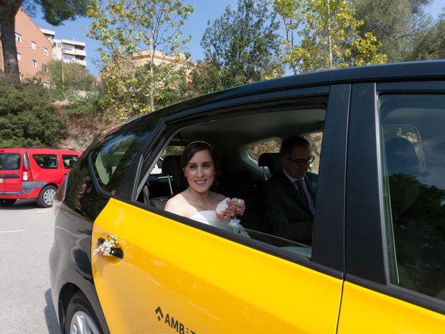 La boda de Rubén y Andrea en Corbera De Llobregat, Barcelona 14
