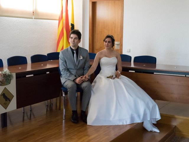 La boda de Rubén y Andrea en Corbera De Llobregat, Barcelona 18
