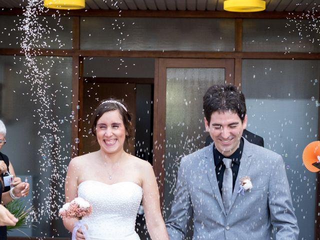 La boda de Rubén y Andrea en Corbera De Llobregat, Barcelona 19