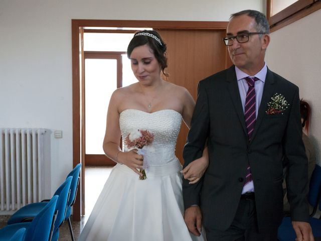 La boda de Rubén y Andrea en Corbera De Llobregat, Barcelona 22