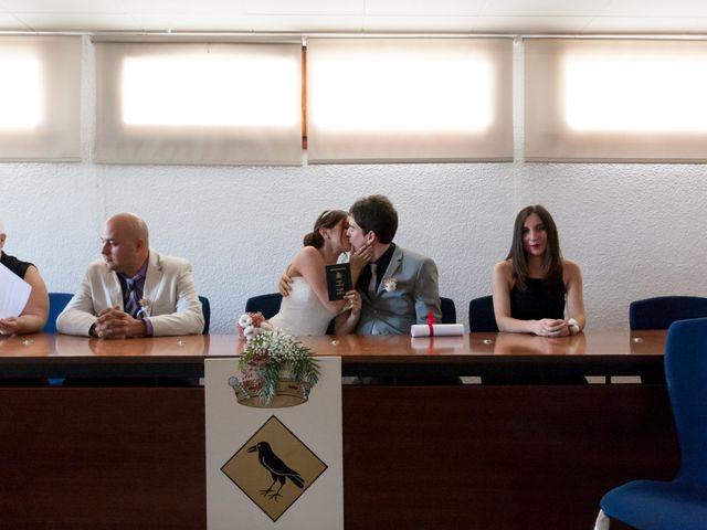 La boda de Rubén y Andrea en Corbera De Llobregat, Barcelona 24
