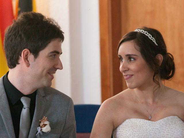 La boda de Rubén y Andrea en Corbera De Llobregat, Barcelona 28
