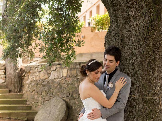 La boda de Rubén y Andrea en Corbera De Llobregat, Barcelona 37