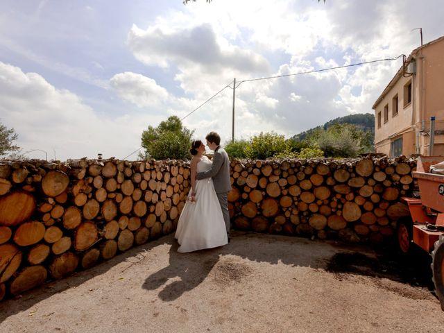 La boda de Rubén y Andrea en Corbera De Llobregat, Barcelona 38