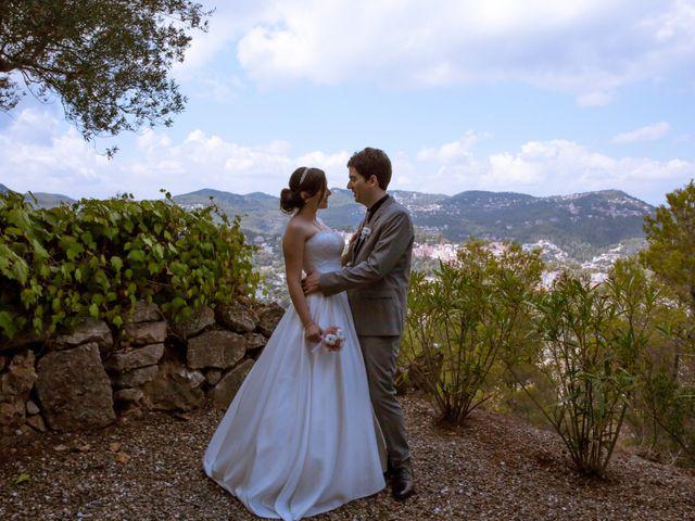 La boda de Rubén y Andrea en Corbera De Llobregat, Barcelona 39