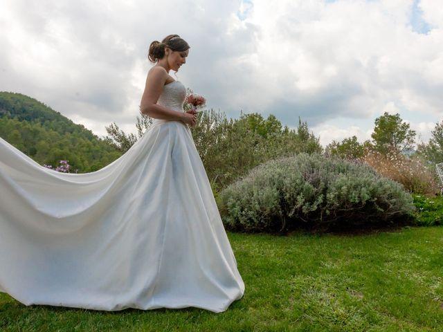 La boda de Rubén y Andrea en Corbera De Llobregat, Barcelona 1