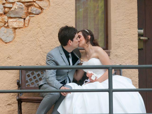 La boda de Rubén y Andrea en Corbera De Llobregat, Barcelona 41