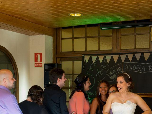 La boda de Rubén y Andrea en Corbera De Llobregat, Barcelona 43