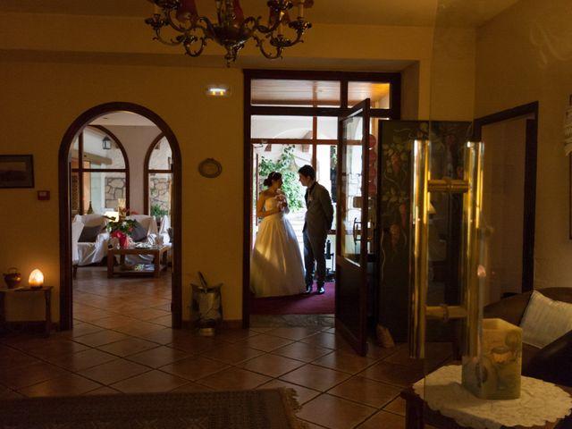 La boda de Rubén y Andrea en Corbera De Llobregat, Barcelona 2