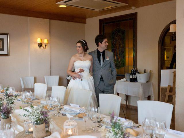 La boda de Rubén y Andrea en Corbera De Llobregat, Barcelona 45