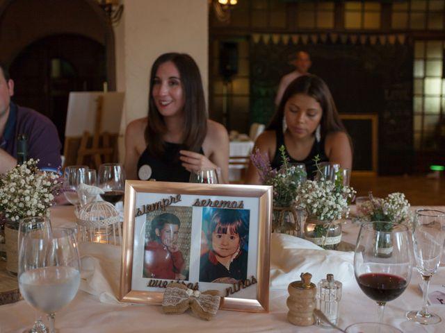La boda de Rubén y Andrea en Corbera De Llobregat, Barcelona 46