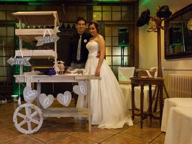 La boda de Rubén y Andrea en Corbera De Llobregat, Barcelona 50