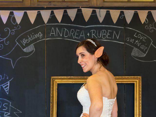La boda de Rubén y Andrea en Corbera De Llobregat, Barcelona 57