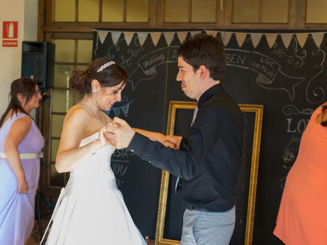 La boda de Rubén y Andrea en Corbera De Llobregat, Barcelona 60