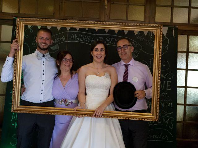 La boda de Rubén y Andrea en Corbera De Llobregat, Barcelona 62