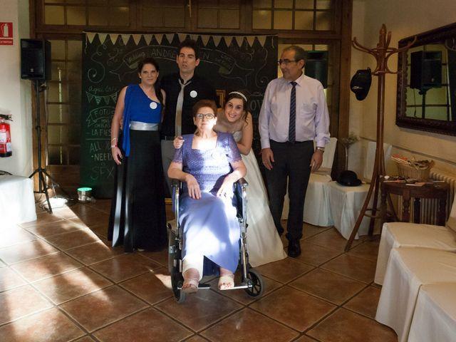 La boda de Rubén y Andrea en Corbera De Llobregat, Barcelona 63