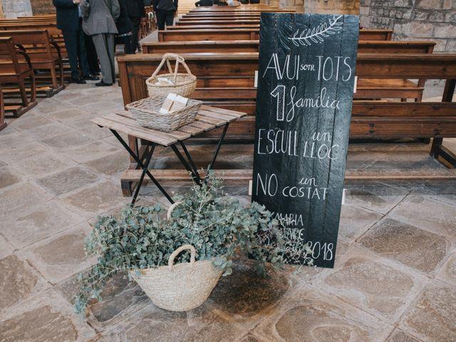 La boda de Maria y Marc en Camprodon, Girona 18