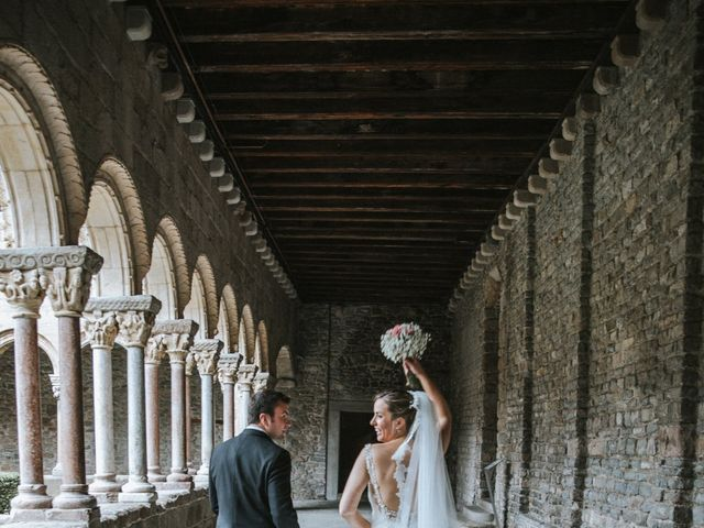 La boda de Maria y Marc en Camprodon, Girona 30