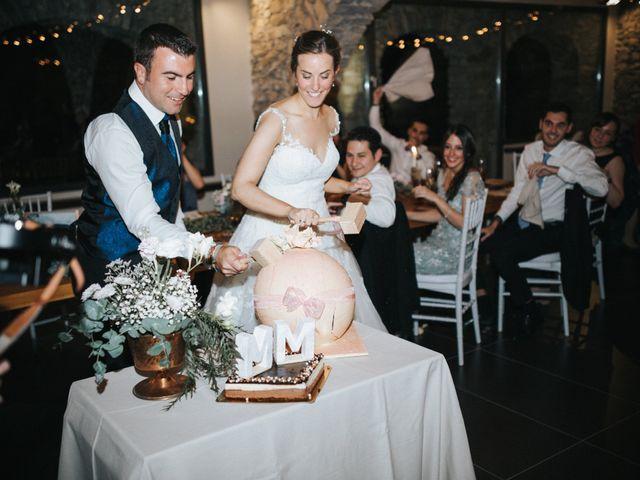 La boda de Maria y Marc en Camprodon, Girona 37