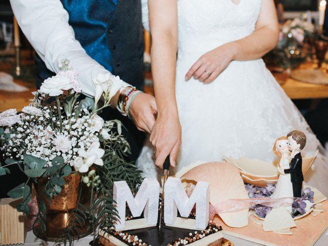 La boda de Maria y Marc en Camprodon, Girona 39