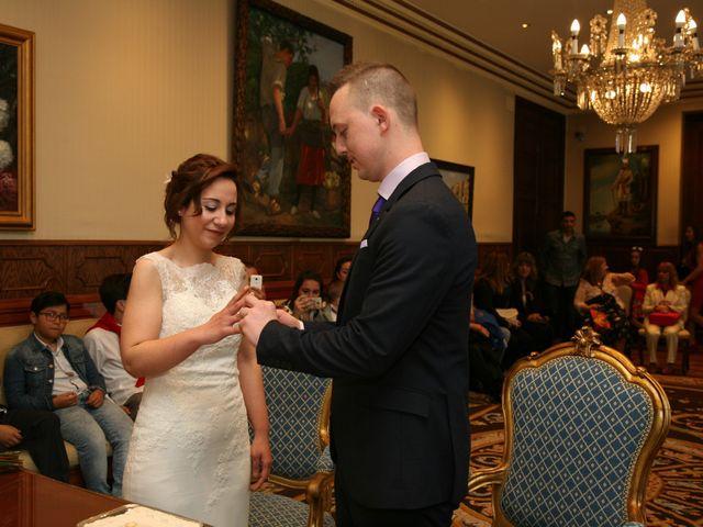 La boda de Karlos y Oihane en Vitoria-gasteiz, Álava 1
