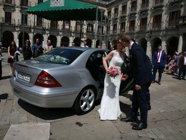 La boda de Karlos y Oihane en Vitoria-gasteiz, Álava 10