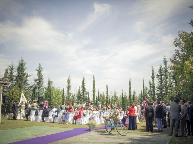 La boda de Daniel y Inma en Jerez De La Frontera, Cádiz 25