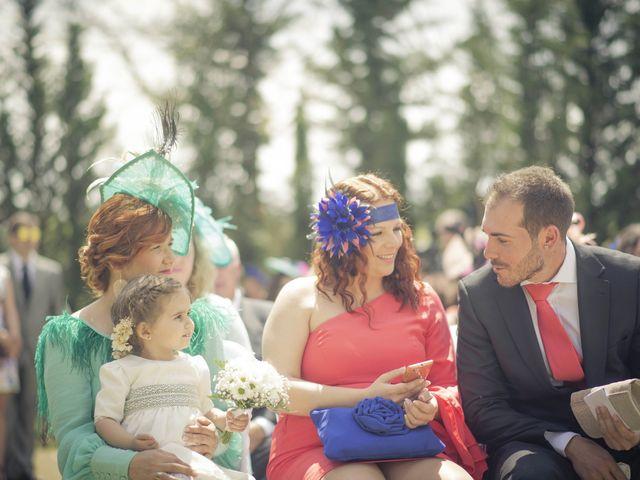 La boda de Daniel y Inma en Jerez De La Frontera, Cádiz 26