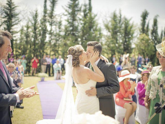 La boda de Daniel y Inma en Jerez De La Frontera, Cádiz 28