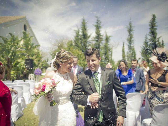 La boda de Daniel y Inma en Jerez De La Frontera, Cádiz 29