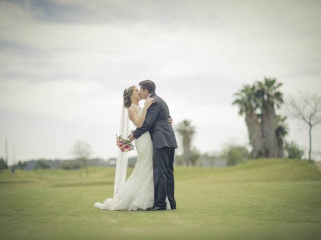 La boda de Daniel y Inma en Jerez De La Frontera, Cádiz 32