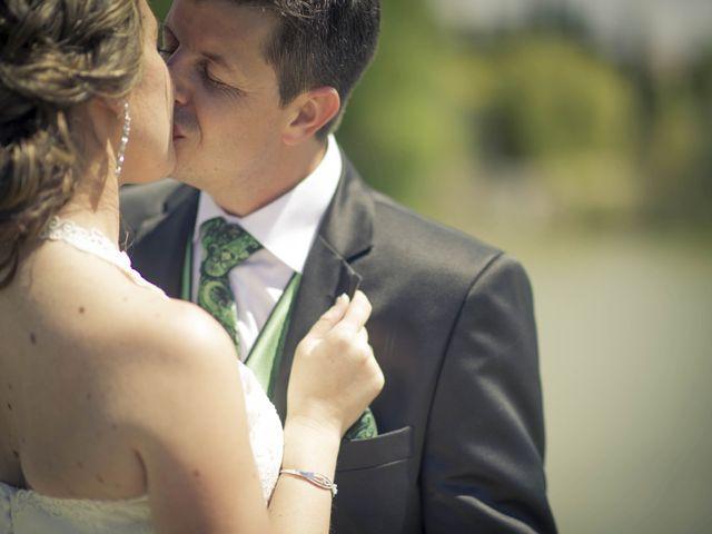 La boda de Daniel y Inma en Jerez De La Frontera, Cádiz 37
