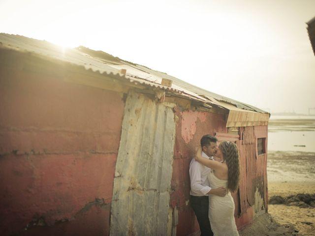 La boda de Inma y Daniel
