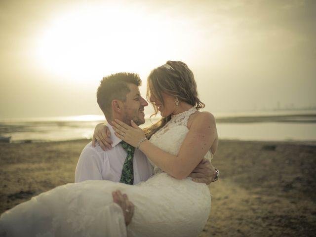 La boda de Daniel y Inma en Jerez De La Frontera, Cádiz 59