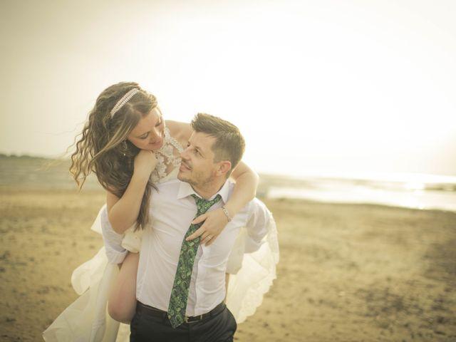 La boda de Daniel y Inma en Jerez De La Frontera, Cádiz 1