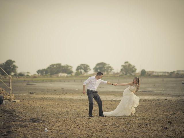 La boda de Daniel y Inma en Jerez De La Frontera, Cádiz 60