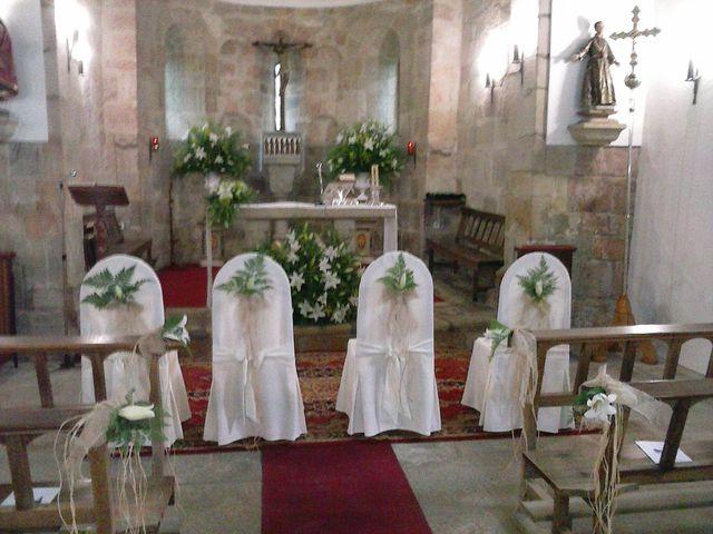 La boda de César y Asun en Viveiro (Casco Urbano), Lugo 3