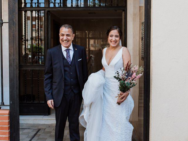 La boda de Alejandro y Elena en Espartinas, Sevilla 10