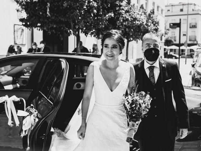 La boda de Alejandro y Elena en Espartinas, Sevilla 11