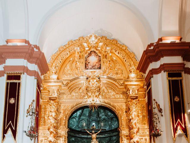 La boda de Alejandro y Elena en Espartinas, Sevilla 12
