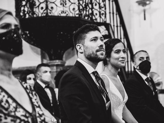 La boda de Alejandro y Elena en Espartinas, Sevilla 14