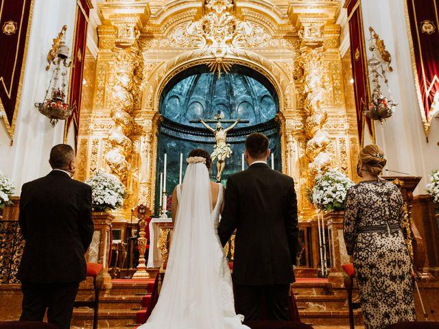 La boda de Alejandro y Elena en Espartinas, Sevilla 16