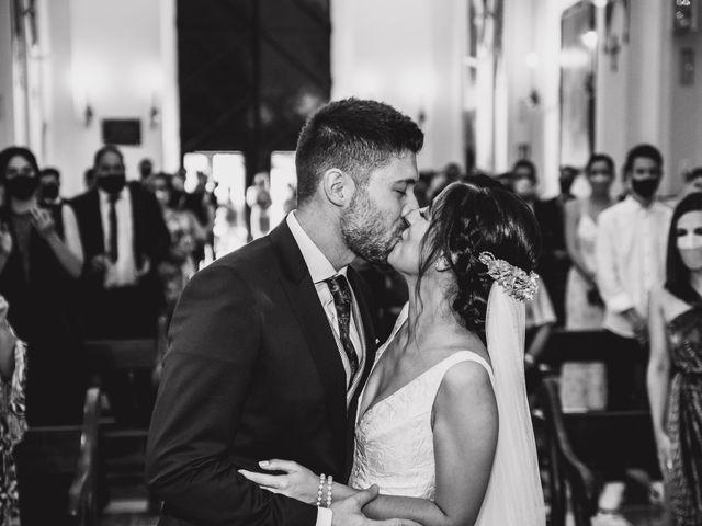 La boda de Alejandro y Elena en Espartinas, Sevilla 17