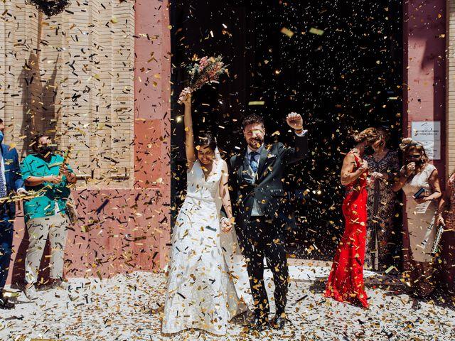 La boda de Alejandro y Elena en Espartinas, Sevilla 18