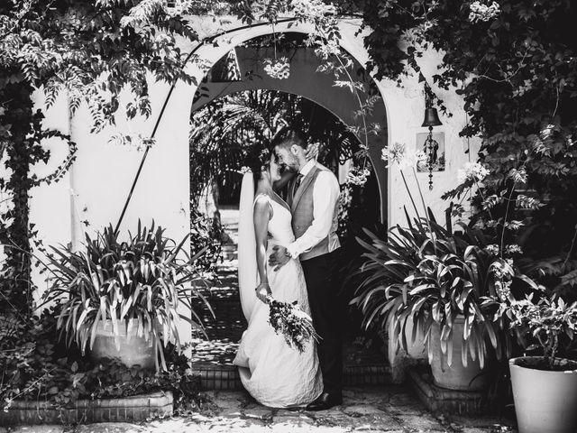 La boda de Alejandro y Elena en Espartinas, Sevilla 23