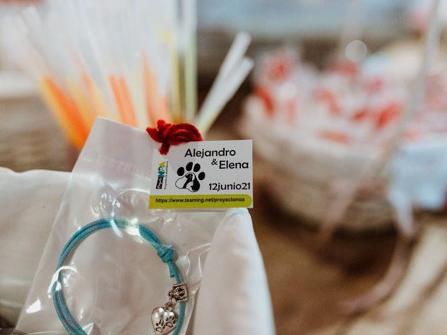 La boda de Alejandro y Elena en Espartinas, Sevilla 26