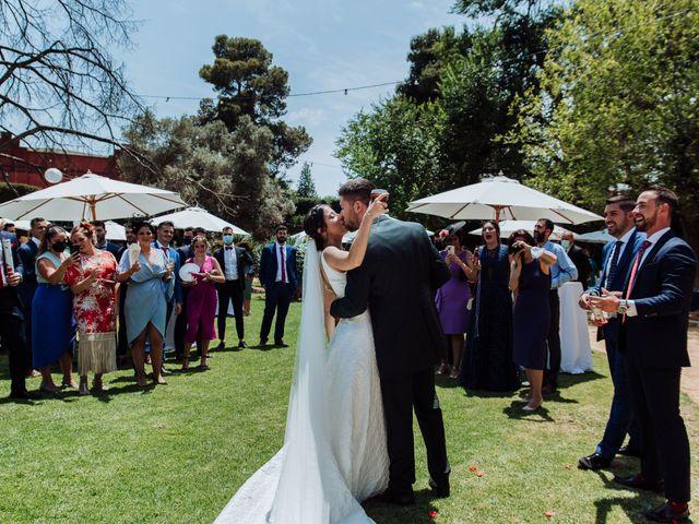 La boda de Alejandro y Elena en Espartinas, Sevilla 27