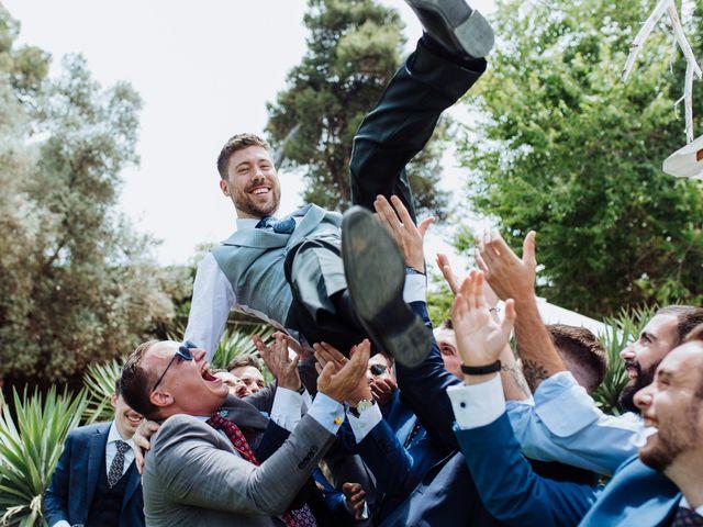 La boda de Alejandro y Elena en Espartinas, Sevilla 28