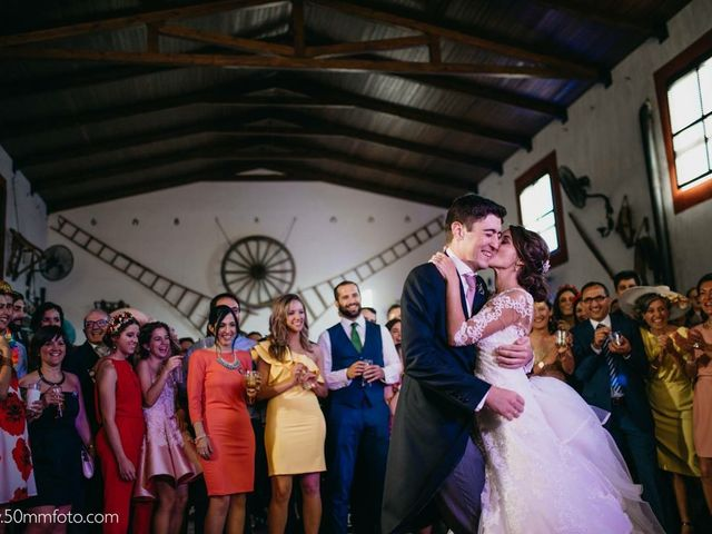 La boda de Patricia y Pepe