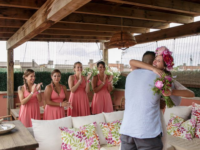La boda de Iván y Irene en Canet De Mar, Barcelona 21